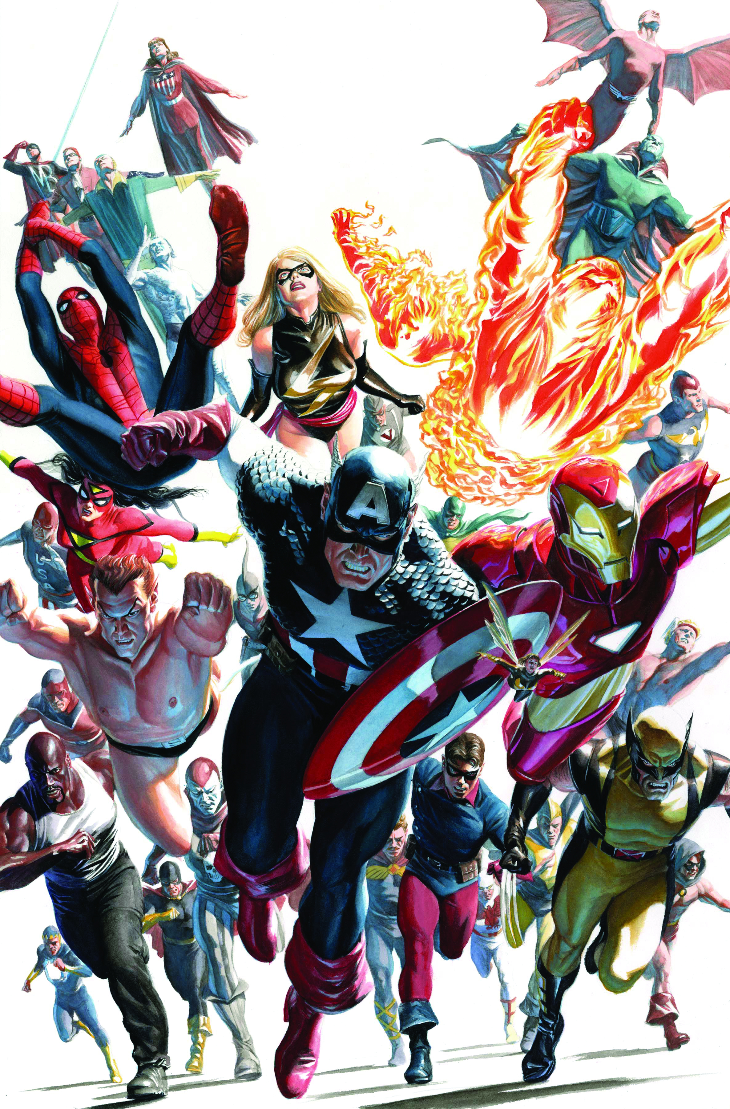 Comic art references art of wei - Images avengers ...