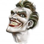 Photoshop Quick Painting of the Joker