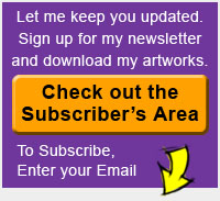 Newsletter Sign Up for Access to Subscribers Area for Freebies