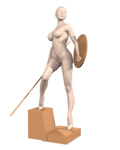 athena model base